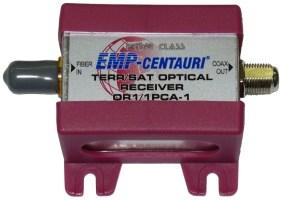 Odbiornik optyczny EMP-Centauri OR1/1PCA-1