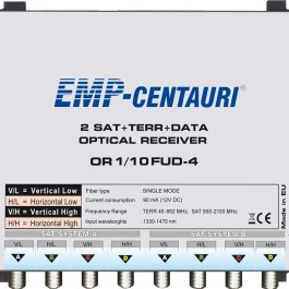Odbiornik optyczny EMP-Centauri OR1/10FUD-4