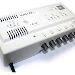 wzm. wielozakresowy ALCAD CA-362 24-230V VHF UHF