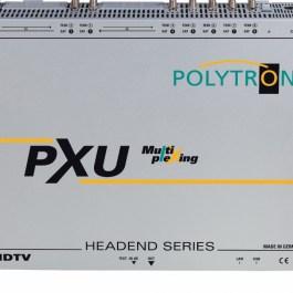 Stacja POLYTRON PXU 848 C 8xS2/T2/C na 8xDVB-C CI