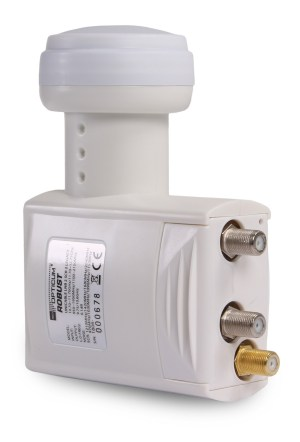 LNB Unicable II Opticum Robust SCR2 + TWIN Legacy