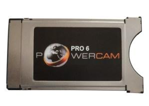 modul CI PowerCam Pro v6.1 16x kanałów 63 PIDY
