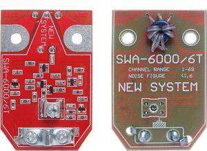 Wzmacniacz antenowy DVB-T SWA-6000 wersja HQ