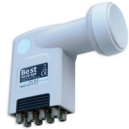 LNB Octo BEST HD3D 808 0,1dB