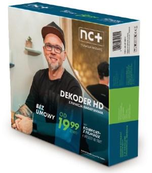 usługa NC+ KOMFORT+ z FILMBOX na 6m-c z ADB-2851
