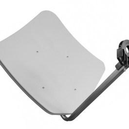 Antena satelitarna stalowa Fracarro PENTA85 biała