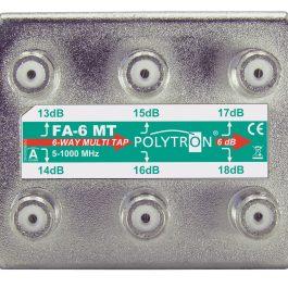 OdgałęŸnik Polytron Multitap 5-1000 MHz FA 6 MT