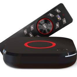 Tuner MAG425A Android TV 4K IPTV