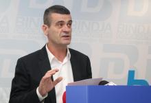 Photo of Patozi: Nuk bëjmë koalicion zgjedhor me PS, PD dhe LSI, aleancë vetëm me partitë e reja