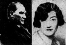 Photo of Gazeta franceze në 1934: A do të martohet Mustafa Qemal Ataturku me motrën e mbretit Zog të Shqipërisë?