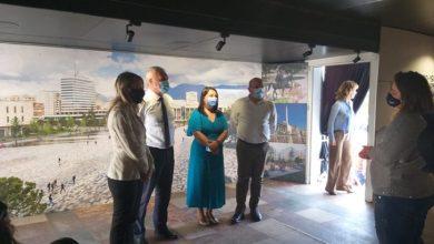 Photo of Një copëz Tirane vjen në sheshin e Prishtinës sjell historinë një shekullore të kryeqytetit shqiptar