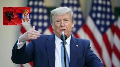 Photo of Donald Trump: Ndala konfliktin 400-vjeçar Kosovë-Serbi, tani puthen dhe përqafohen