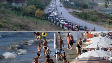 """Photo of Turizmi """"patriotik"""" shpëtoi sezonin veror në Shqipëri, shifrat e kundërta mes dy policive për turistët nga Kosova"""