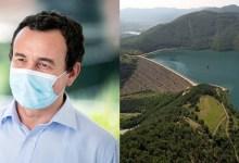 """Photo of Kurti për Ujmanin: Është çështje pronësie e jo kufiri, i duhet Serbisë si ujë për """"Zajednicë"""""""