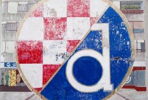 """grafit """"dinamo zagreb"""" / plato mamutica, travno, zagreb / svibanj 2012."""