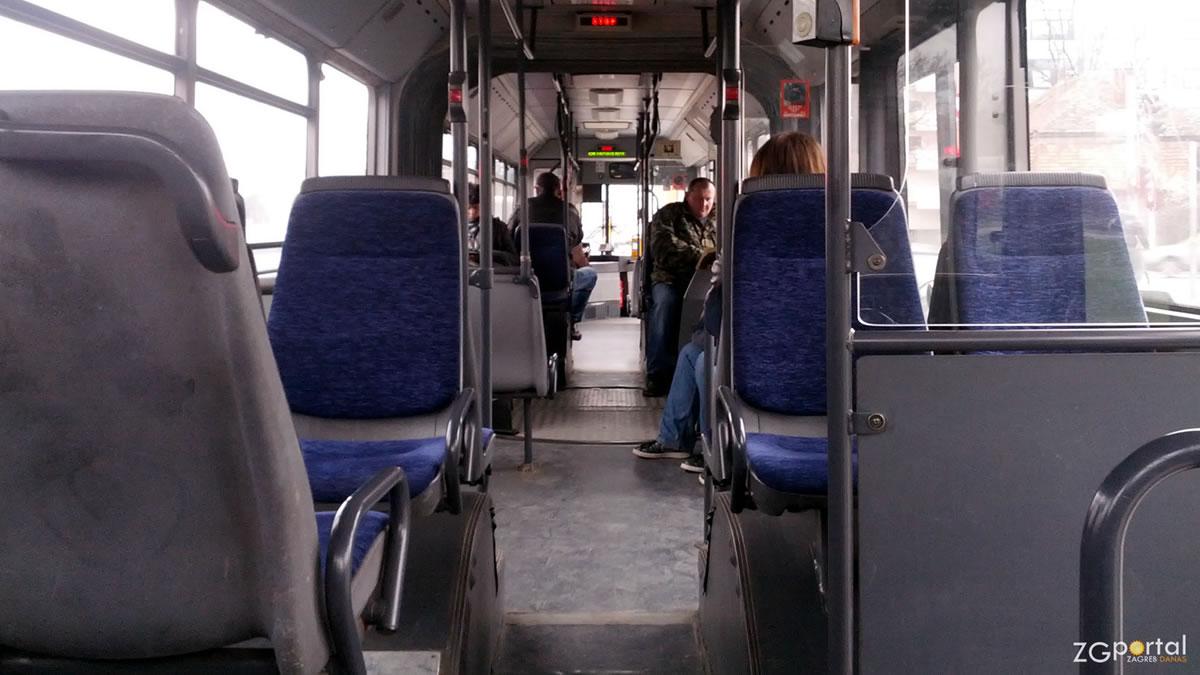 "autobus ""mercedes benz o405 gn"" / zet zagreb / ožujak 2014."