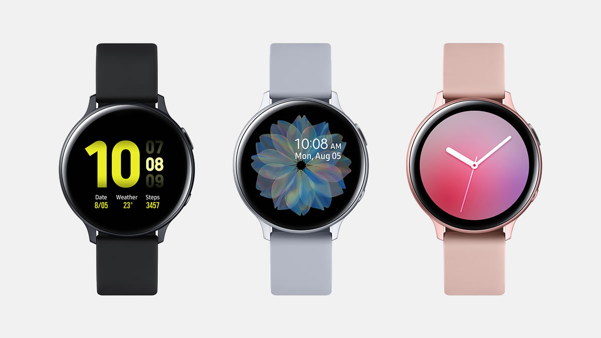 samsung galaxy watch active 2 aluminum - 2019