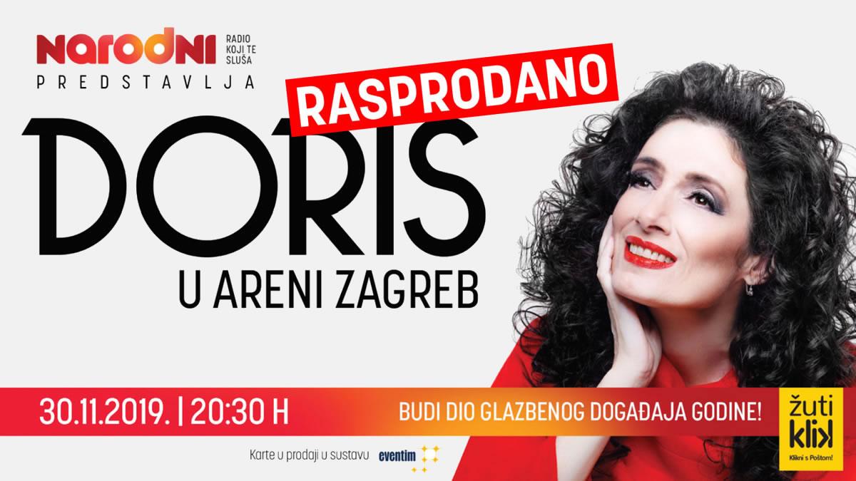 doris dragović / arena zagreb 2019