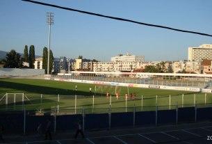 stadion kranjčevićeva zagreb / 2014.