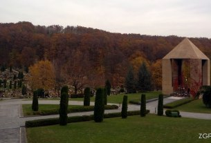 gaj urni, krematorij / zagreb, studeni 2015.