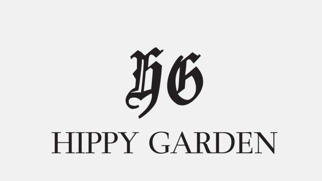 hippy garden zagreb - logo 2019