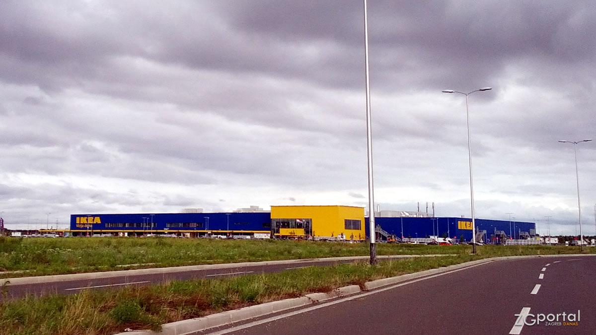 IKEA Zagreb / kolovoz 2015.