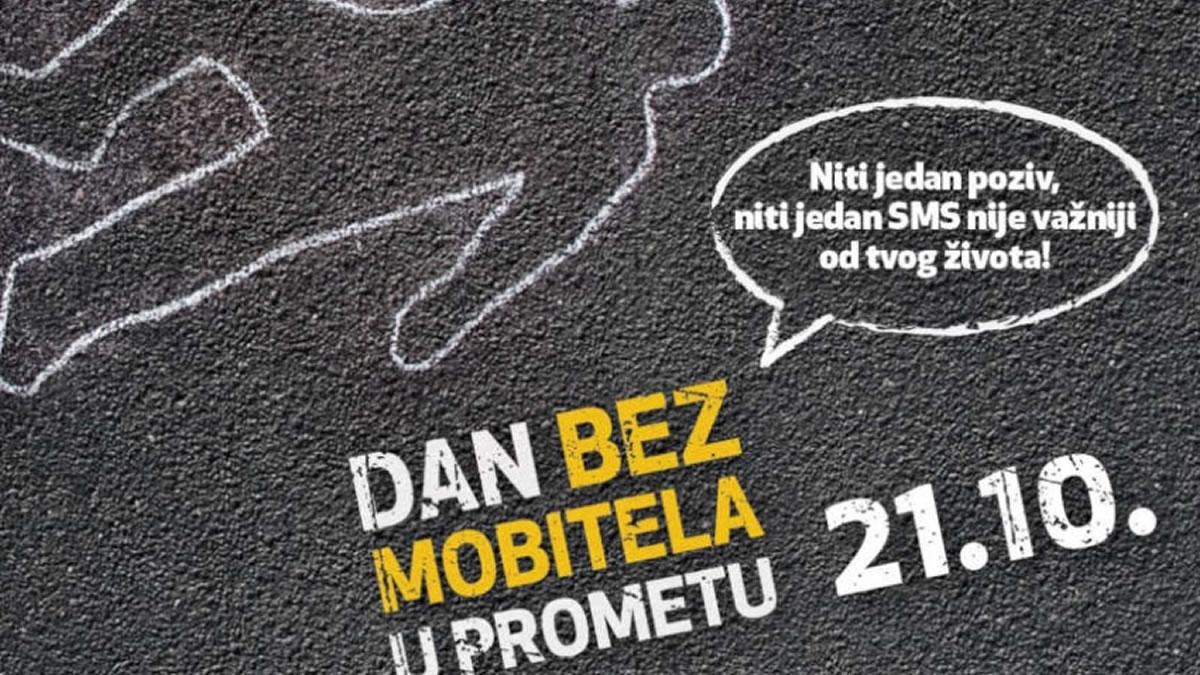 dan bez mobitela u prometu 2019