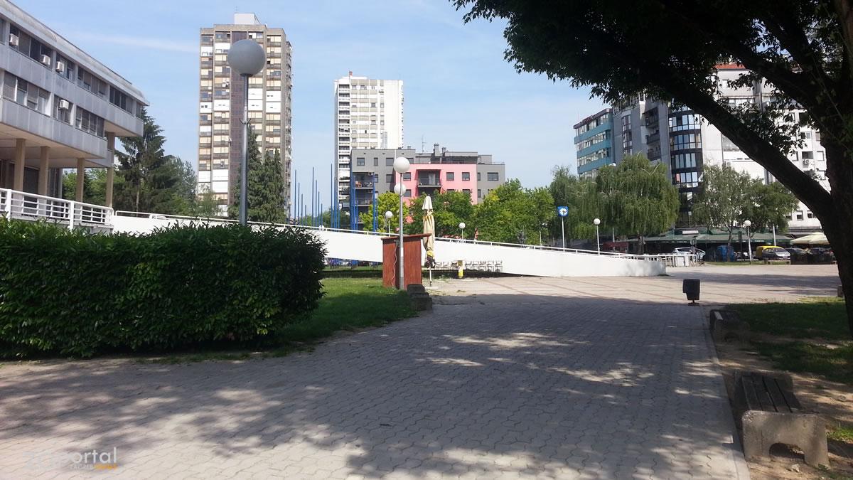 dom sportova / trg sportova, zagreb / svibanj 2017