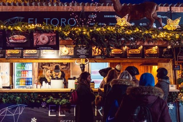 El Toro / Fuliranje / Advent u Zagrebu 2018
