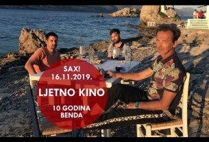 ljetno kino / klub sax zagreb 2019
