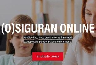 (o)siguran online / stop cyberbullyngu