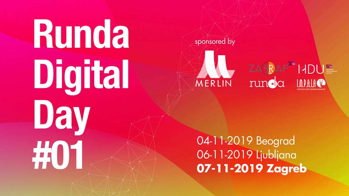 runda digital day / zagreb 2019