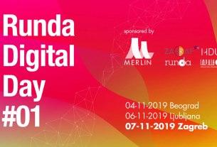 runda digital day / zagreb 2019