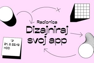 "radionica ""dizajniraj svoj app"" / hdd zagreb / 2019."