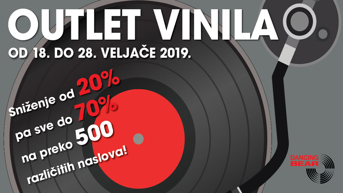 dancing bear shop zagreb - outlet vinila 2019