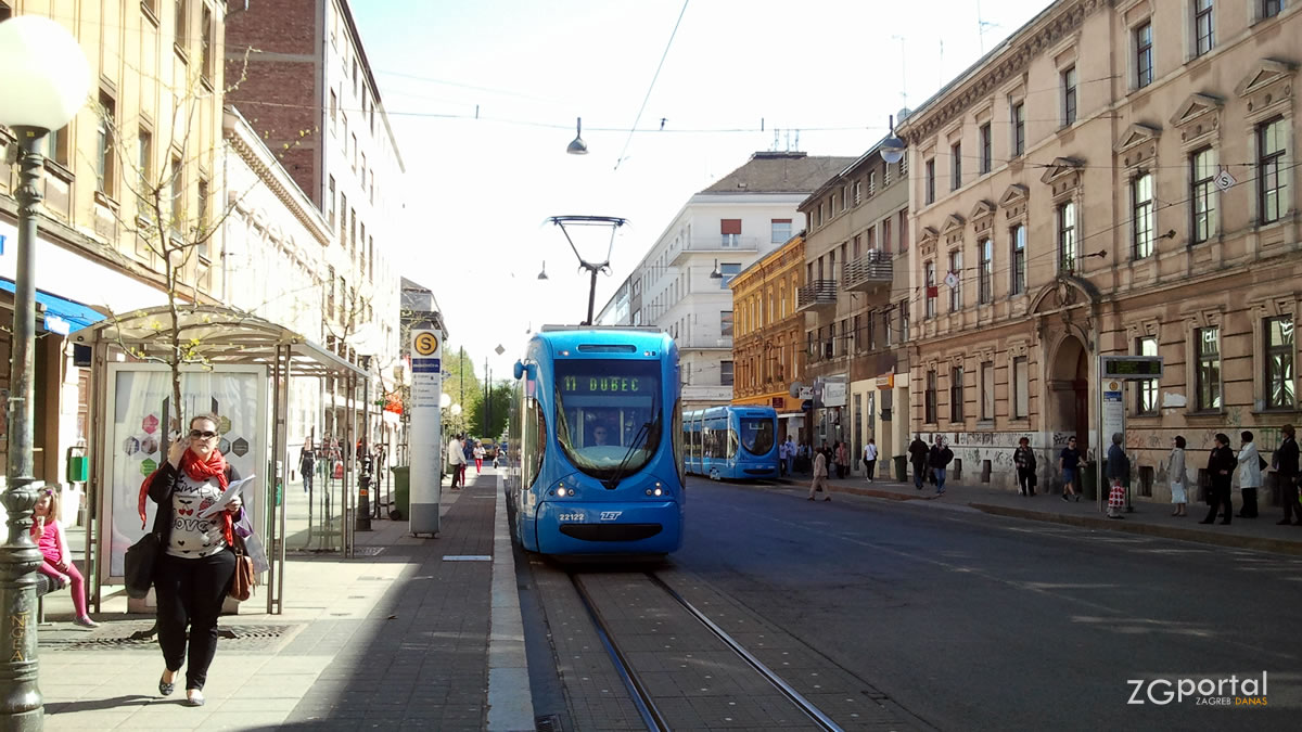 draškovićeva ulica, zagreb / travanj 2013.