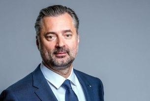 Helmut Fenzl, predsjednik Uprave SPAR Hrvatska 2020