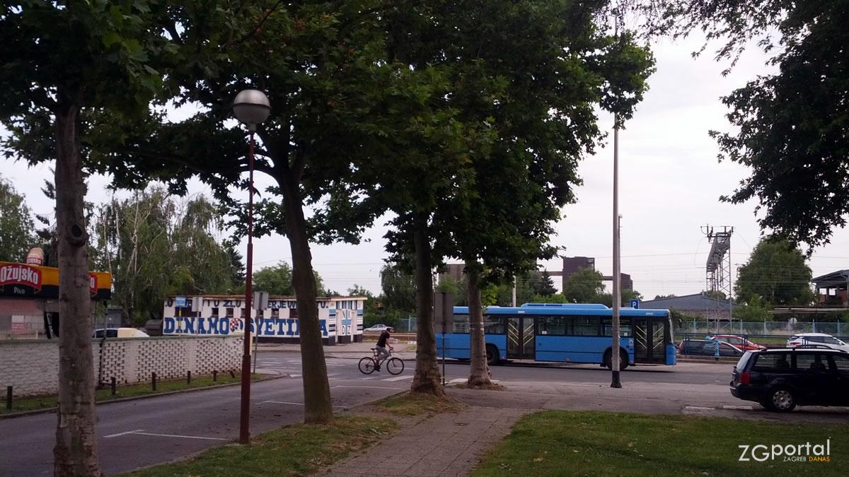 mercedes conecto - autobusna linija 277 - terminal sesvete, zagreb / lipanj 2015.
