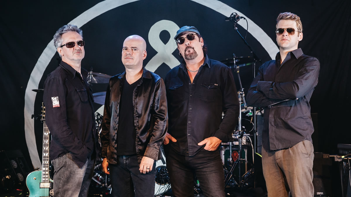 the mission - wayne hussey, craig adams, simmon hinkler i mike kelly - 2020