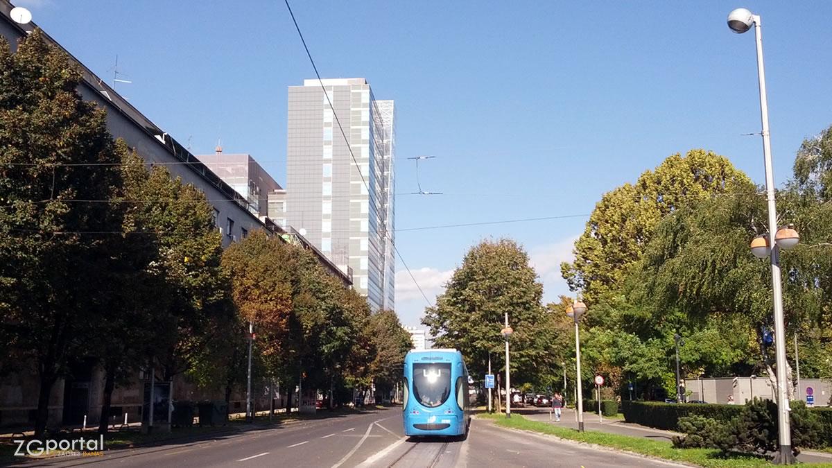 hoto toranj / savska cesta, zagreb / listopad 2014.
