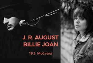 j. r. august & billie joan / začarana močvara 2020