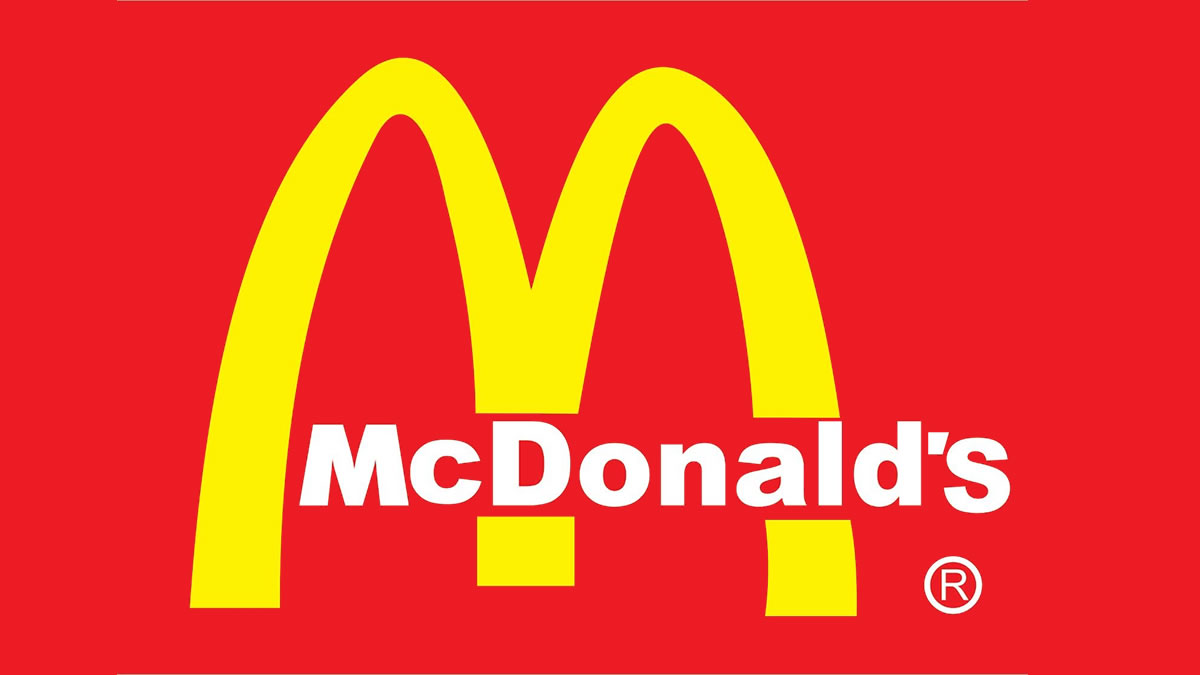 mcdonalds logo 2020