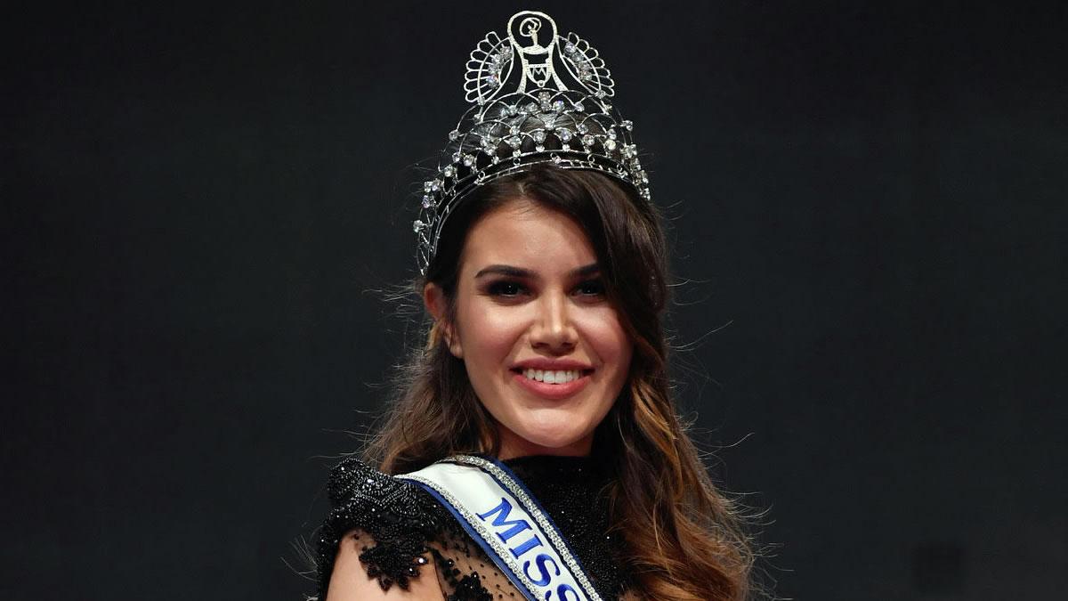 Mirna Naiia Marić / Miss Universe Hrvatska 2020