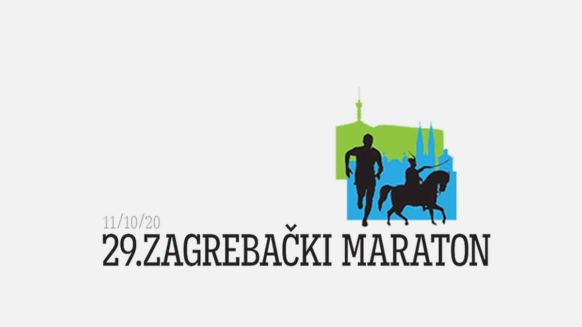 29. zagreb maraton - logo 2020