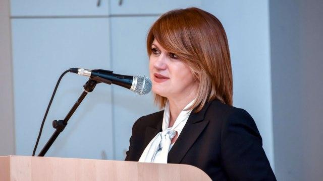 Gordana Pavlović, dekanica Tekstilno - tehnološkog fakulteta Zagreb / 2020.