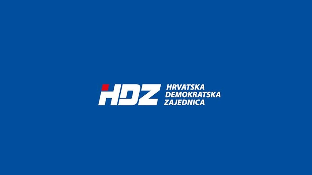 hdz - hrvatska demokratska zajednica - 2020