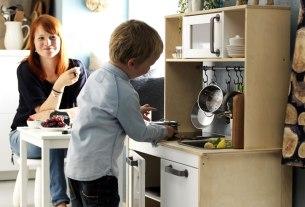 ikea duktig - dječja kuhinja za igru - 2020