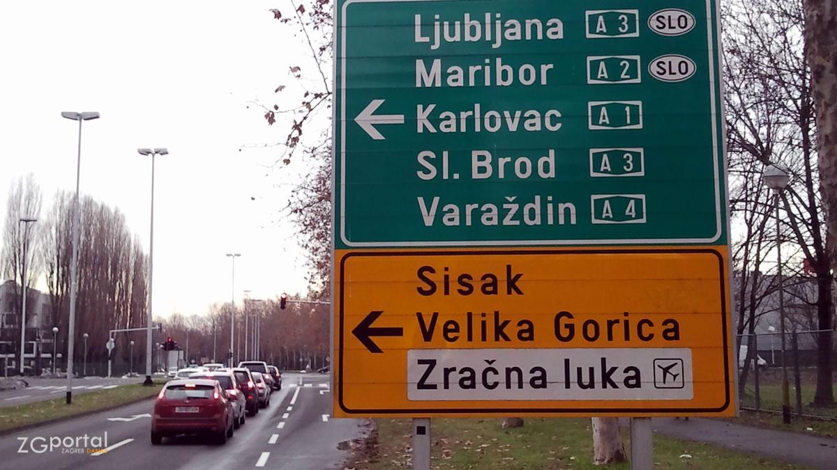 putokaz - ukrajinska ulica, travno, zagreb / prosinac 2012.