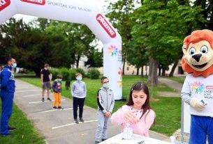 plazma sportske igre mladih - 2020 - dezinfekcija
