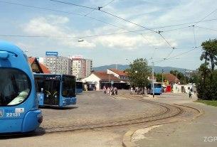 terminal savski most zagreb / srpanj 2015.